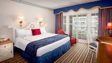ディズニー・ヨットクラブ・リゾート|2ベッドルーム・ス...