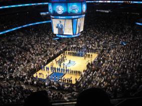 NBA 観戦ツアー:オーランド・マジック