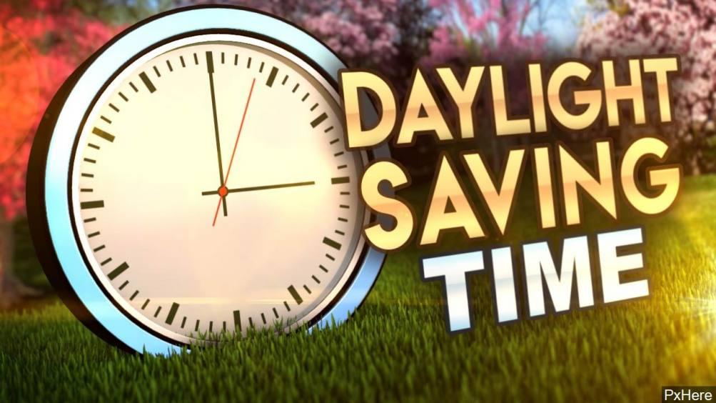 Daylight Saving Time (サマータイム) が終わります
