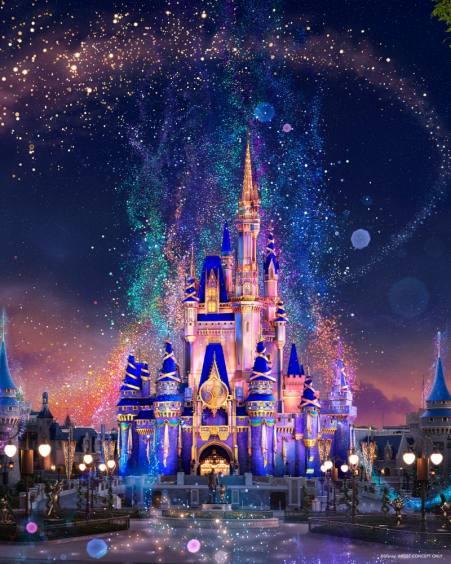 ウォルト・ディズニー・ワールド・リゾート 50周年記念 10/1より開始