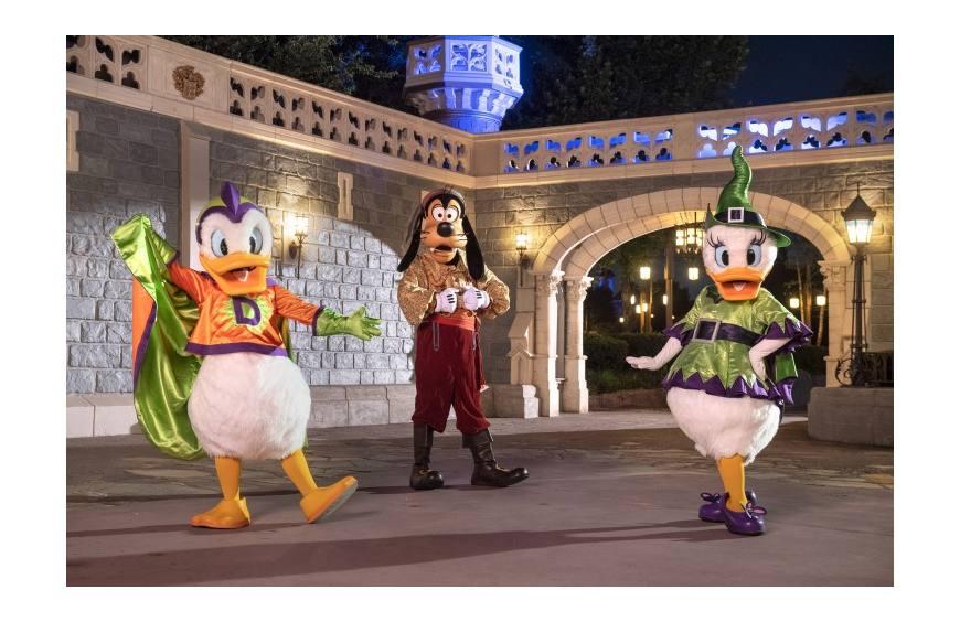 ウォルト・ディズニー・ワールド・リゾート 秋のハロウィンイベント